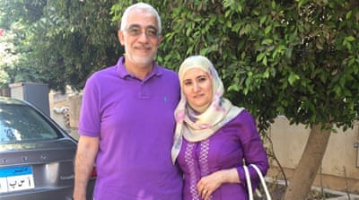 Family of couple detained in Egypt call on US to intervene