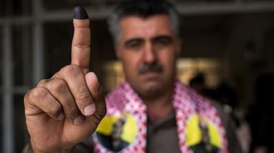 Has the Kurdish independence movement failed?