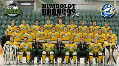 Canada 'heartbroken' after fatal Humboldt Bronco hockey bus crash