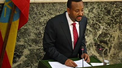 An eastern problem for Ethiopia's new leader