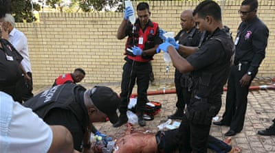 Outrage after deadly South Africa mosque attack