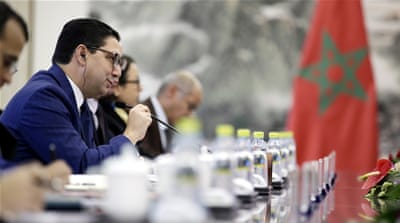 Morocco accuses Algeria of supporting Iran in Western Sahara feud