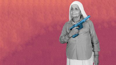 Revolver Dadi: India's 86-year-old sharpshooter