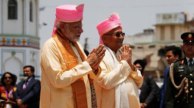 India's Modi uses cultural ties to mend ties with Nepal