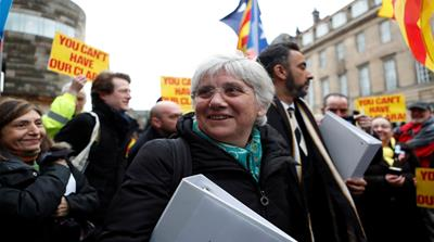 Scotland: Catalan separatist fighting Spanish extradition case