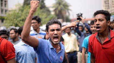 Bangladesh students demand abolition of job quota system