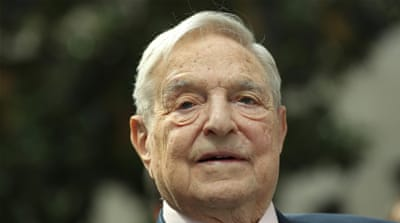 George Soros foundation to close office in 'repressive' Hungary