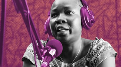 Senegal's women-run radio stations broadcast for peace