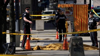 Misogyny 'clear-cut' in deadly Toronto attack
