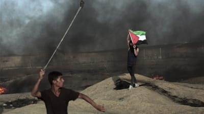 How the media covered death in Gaza and the Jerusalem ceremony
