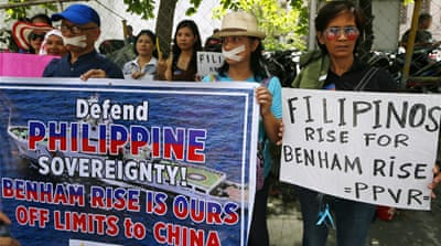 Philippines' lacklustre fight in the South China Sea