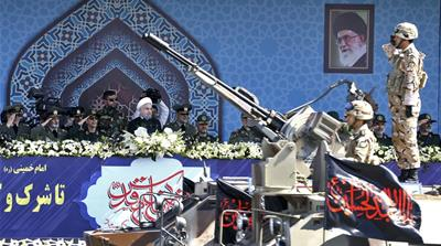 US hits Iran IRGC with sanctions over support of Yemen's Houthis