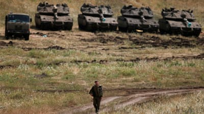 Israel to push for US recognition of occupied Golan Heights