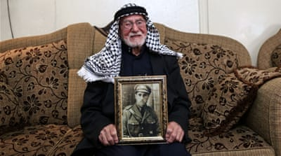 The epic story of a 97-year-old Palestinian freedom fighter