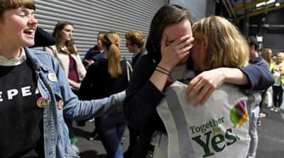 Ireland abortion referendum: 'Monumental day for women'