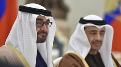 Abu Dhabi's problem with the Muslim Brotherhood