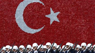 Why Turkey's military is not what it used to be