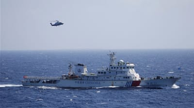 China anger over US 'provocation' in South China Sea