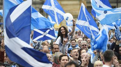 SNP report outlines new prospectus for Scottish independence
