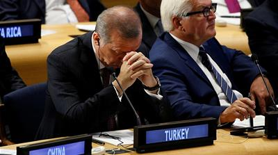 Erdogan's plethora of foreign policy challenges