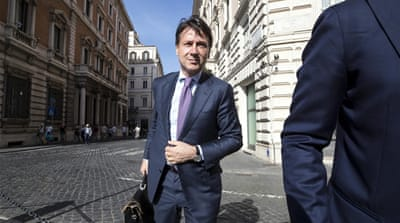 Italy's Giuseppe Conte to be sworn in as PM on Friday