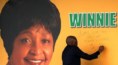 Winnie Madikizela-Mandela: Her life and death in the media