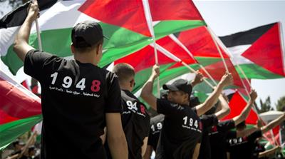 Voices of the Palestinian diaspora: Nakba is an open wound