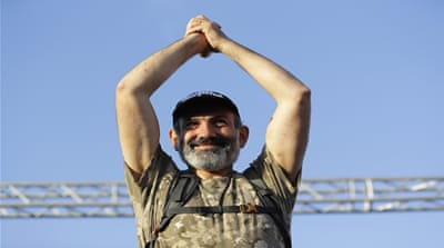 Pashinyan supporters optimistic ahead of Armenia parliament vote