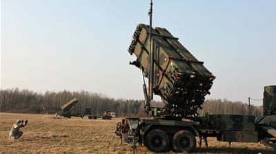US approves Patriot missile sale worth $3.5bn to Turkey