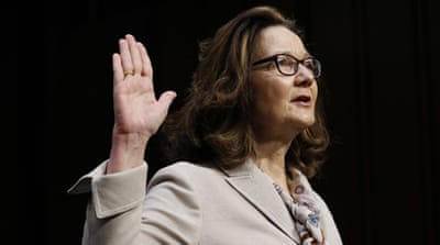 Gina Haspel vows CIA will not engage in torture