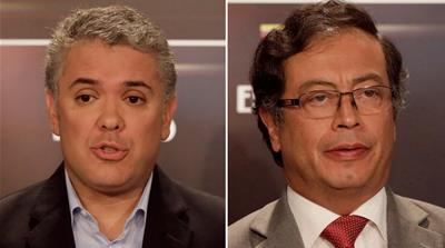 What is at stake in Colombia's runoff vote?