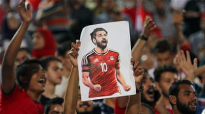 Russia 2018: Can Mo Salah lead revival of Egypt football?