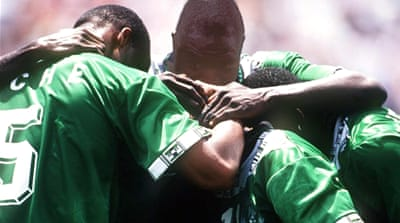How World Cup 1994 set the tone for future of Nigerian football