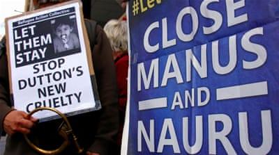 Iranian refugee dies of apparent suicide in Nauru camp