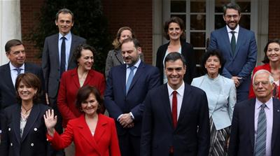 Not everyone is in awe of Spain's new progressive government