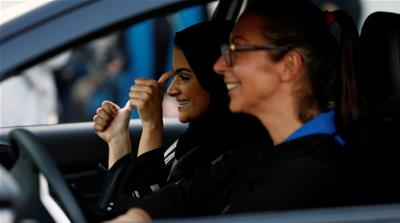 Why did Saudi Arabia lift the driving ban on women only now?