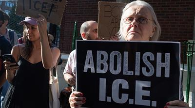 Occupy ICE temporarily shuts down facilities in several US cities