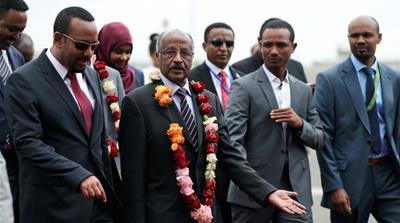 Eritrea and Ethiopia: 'The beginning of a beautiful friendship'