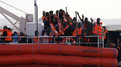 Lifeline ship resisted pressure to return refugees to Libya