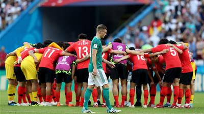 A World Cup of defeats
