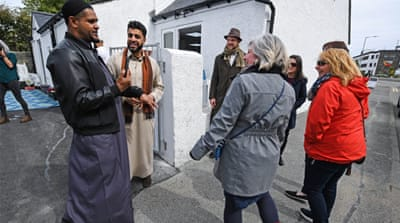 The tiny mosque on the Outer Hebrides serving 60 Muslims