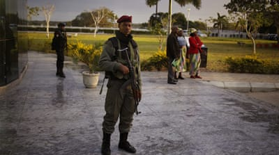 Attackers hack seven to death in Mozambique