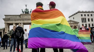 EU's top court backs same-sex marriage