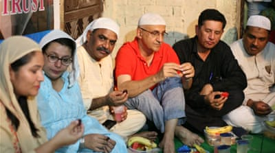 An Iftar to heal religious divide in India