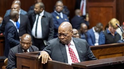 S Africa: Corruption case against Jacob Zuma adjourned to July 27