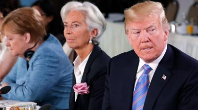 Isolated Trump leaves early as G7 summit fails to bridge divide
