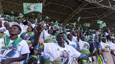 Zimbabwe's ZANU-PF and the security fears shaping run-up to poll