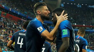 Is France's ethnically diverse team a symbol of multiculturalism?