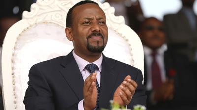 Ethiopia PM promises free election as he meets opposition parties