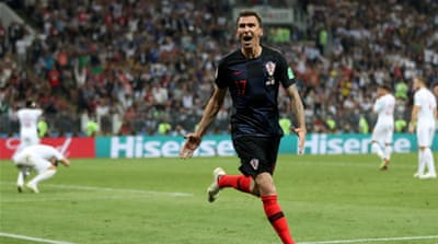 Not coming home: Croatia shatter England's World Cup dream